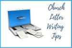 Church LetterWriting Tips