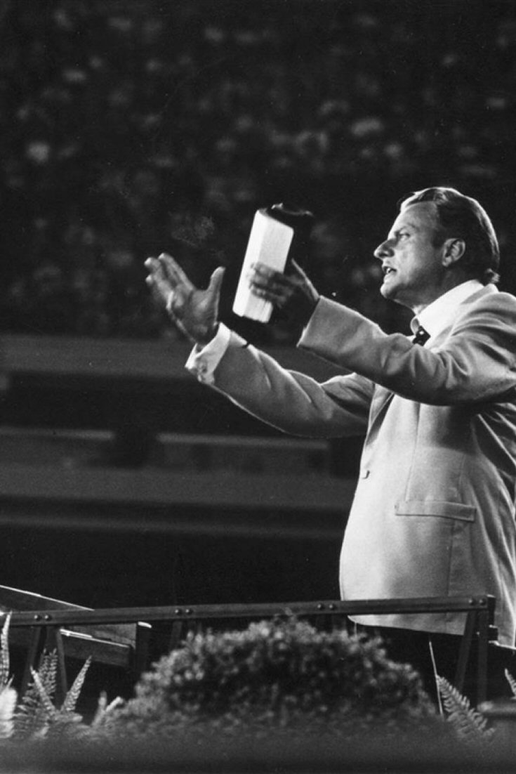 So Pastor, You're Not Billy Graham…