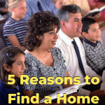 5 Reasons to Find a Home Church