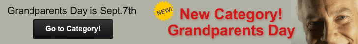 New Church Letters Category - Grandparents Day!