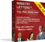200 Church Letter Software Download with Purchase of Membership