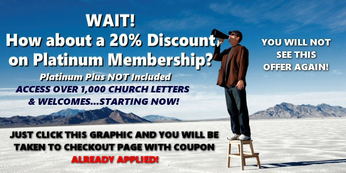 Click here for a one time discount offer of 20% off Platinum!