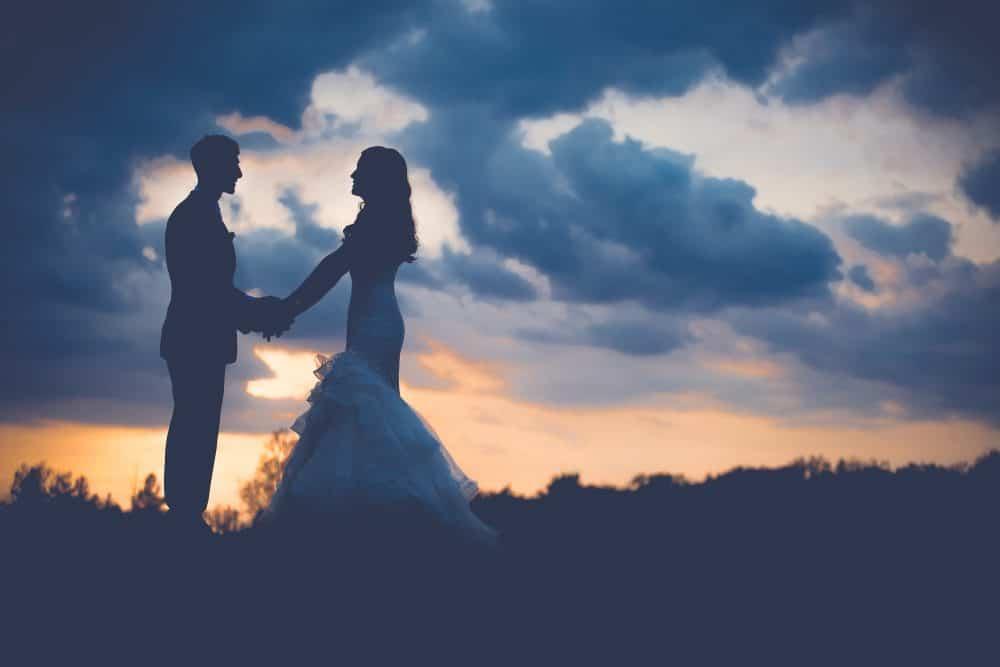Wedding Congratulations to Christian Couple