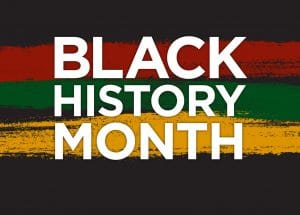 Black History Month Church Welcome