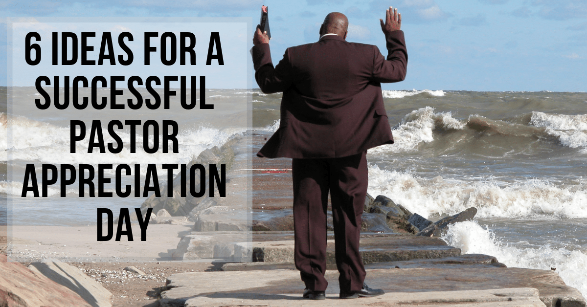 Love Offering Announcement is one of the Six Ideas for a Successful Pastor Appreciation Day