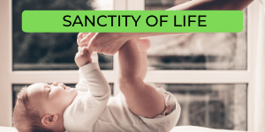 Sanctity of Life Letters