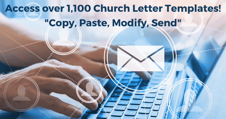 Church Letters for Pastors and Ministry Leaders