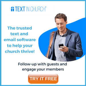 Text in Church Free Trial